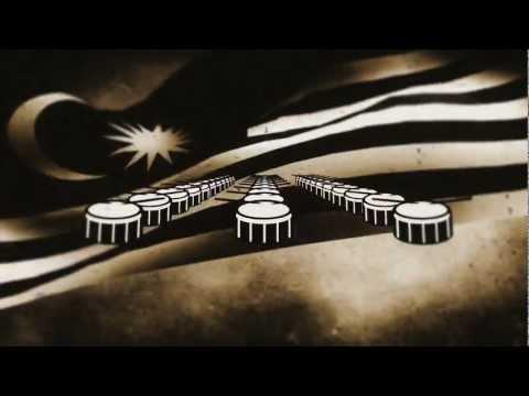 Bangkit - DJ Fuzz x Altimet x Salam (Official Lyric Video )