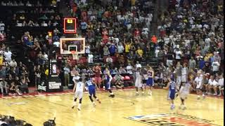 D'Angelo Russell Game Winner Summer League Lakers Sixers