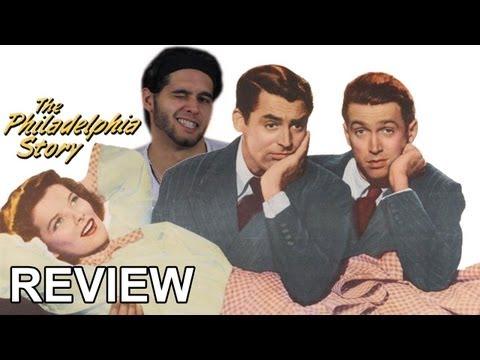 The Philadelphia Story (1940) - Movie Review