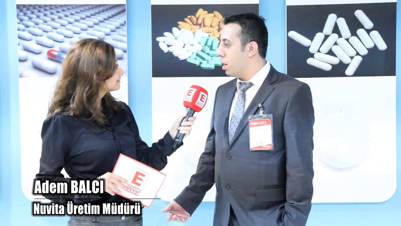 Adem BALCI-Nuvita Üretim Müdürü