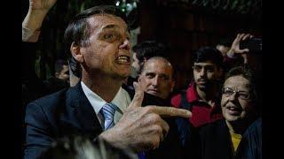 Pronunciamento oficial de Bolsonaro após bater recorde em audiência no Roda Viva