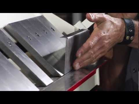 JET Box and Pan Brake Metalforming Demo