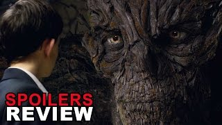 A MONSTER CALLS (2017) Review SPOILERS