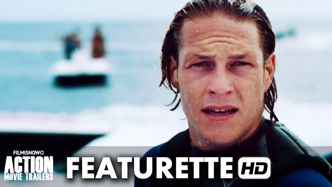 Point Break 'Tahitian Surf' Featurette - Luke Bracey Action Movie [HD]