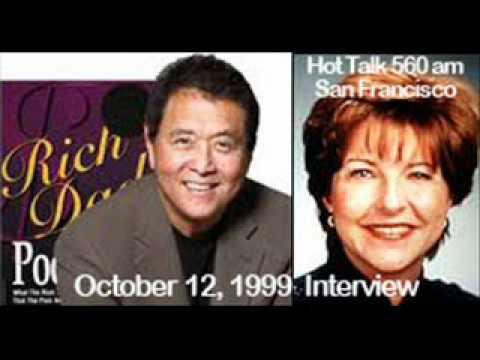 Robert Kiyosaki Rare Interview with Cynthia Oti Part 1 of 3
