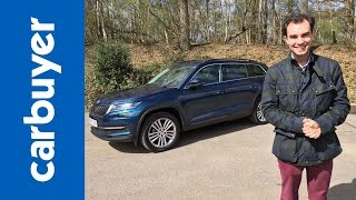 Skoda Kodiaq SUV in-depth review - Carbuyer