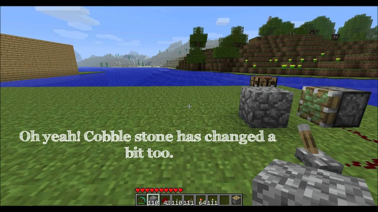 Minecraft BETA 1.7.2! - MrMadMinecraft ...