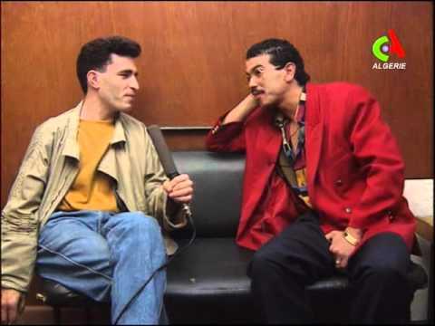 video interview tres rare de cheb nasro