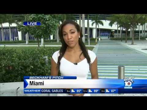 MJ Acosta- David Beckham Group Set to Build Stadium in Miami
