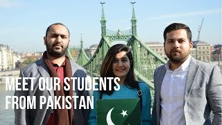 The IBS experience with Pakistani students