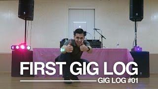 Come Party with Me | DJ Gig Log