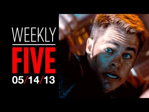 The Weekly Five - May 14, 2013 HD