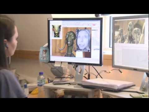 John Carter: Behind the Scenes 1 [HD]