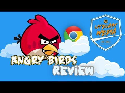 Te' Game Reviews - Angry Birds Chrome