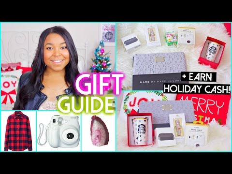 CHRISTMAS GIFT IDEAS! + Huge Holiday Giveaway!