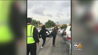 Caught On Video: White Man Unleashes Racist Tirade On Black Woman