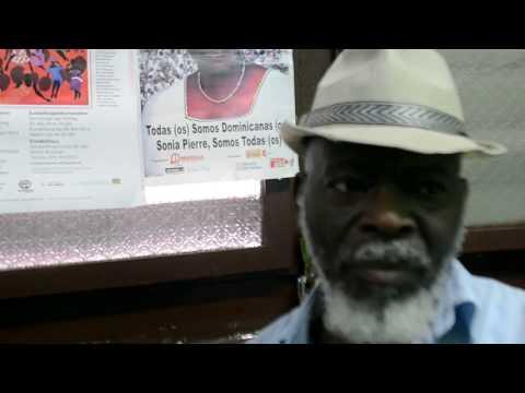 Cuba. Hilario Batista  Banzil Kibá Krèyol
