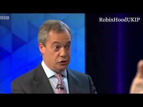Ask Nigel Farage UKIP