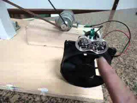 Como instalar um gerador