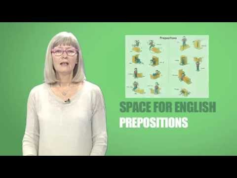 Space for English - PTV Season 2 Programme 02: Prepositions of time and place