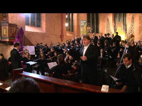 Orkiestra Kameralna Concertino - Oratorio de Noel - C. Saint - Saens