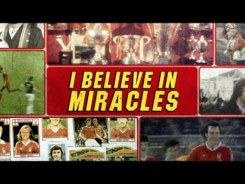 The official trailer for I Believe In Miracles is now available to watch. The film will be given its world premiere at The City Ground on Sunday 11 October a...