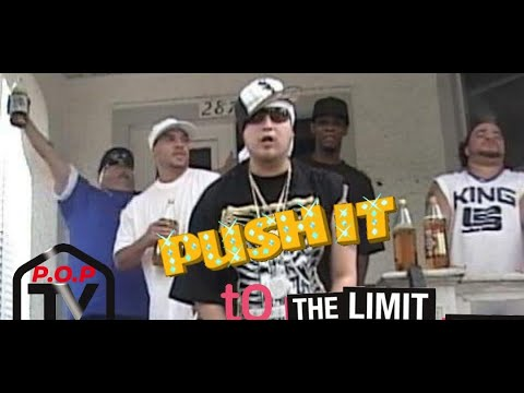 Pop-E - Push It 2 The Limit (Remix) Video