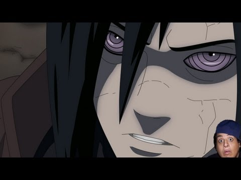 Naruto 577 Manga Chapter Review- Itachi/Sasuke Vs Kabuto?!?! Goodbye Tsunade? ナルト- 疾風伝
