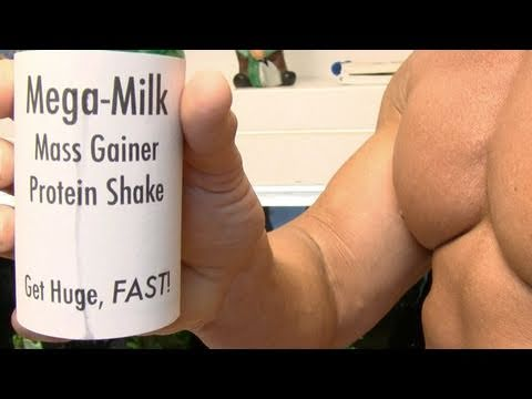 When to take protein shake