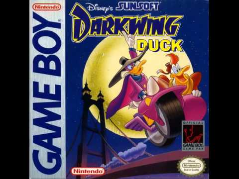 Misc Computer Games - Darkwing Duck - Title Theme
