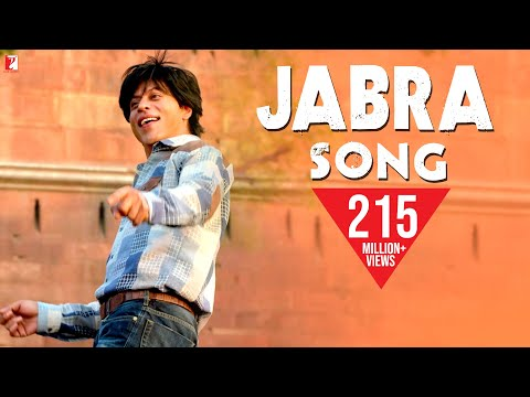 Jabra Song | Fan | Shah Rukh Khan | Nakash Aziz