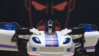 Reveal the Shield JAZZ(Special Ops): EmGo's Transformers Reviews N' Stuff