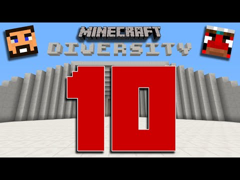 Minecraft Diversity with Pause - EP10 - Ugh... Fences