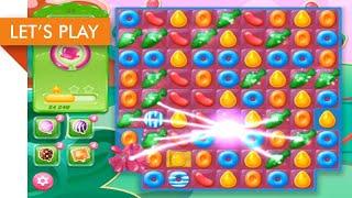 Let's Play - Candy Crush Jelly Saga iOS (Level 26 - 44)