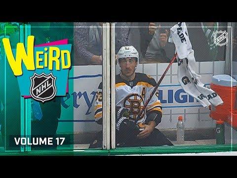 Weird NHL Vol. 17 Thanks for the Weird!