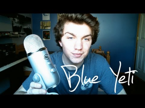 Blue Yeti Microphone Unboxing. Review. and Audio Battle (Yeti vs. Samson C01u)