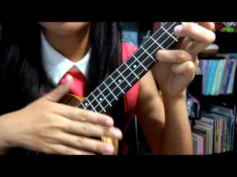 Zee Avi - Kantoi ukulele cover