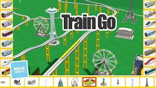 Train Go: Activity App for Kids