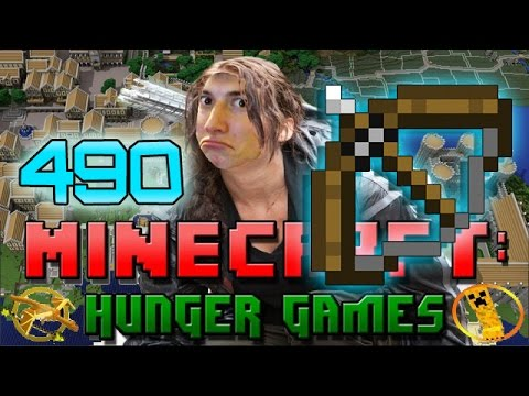 Minecraft: Hunger Games w Mitch Game 490 Bows Are The Enemy
