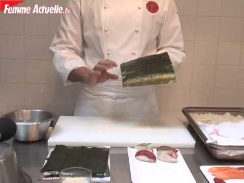 Comment faire des sushis youtube - Comment faire des sushi ...