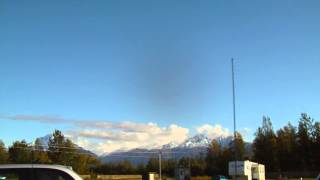 RV Living Big Bear RV Park Wasilla Alaska