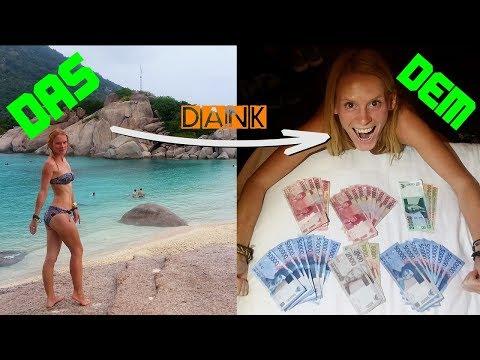 Reisen dank Geld sparen • Wie geht Weltreise #2 • finanzielle Unabhängigkeit