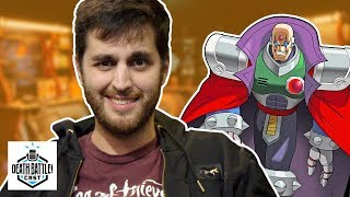 Ultron VS Sigma Questions Answered | DEATH BATTLE Cast