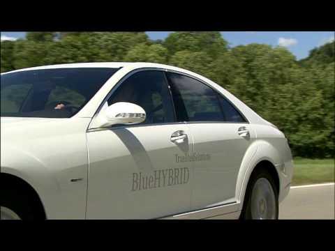 Mercedes-Benz S Class 400 Hybrid