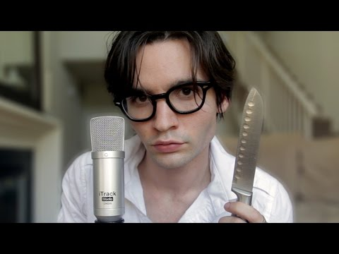 Serial Killer Victim Role Play (Cringey ASMR)