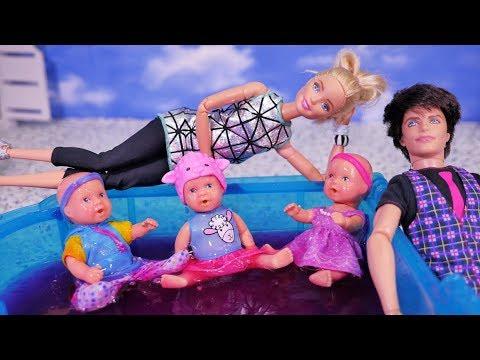 Rodzinka Barbie