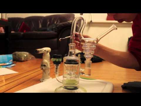 Termini Tubes Recycler / Double Micro Convertor Rig