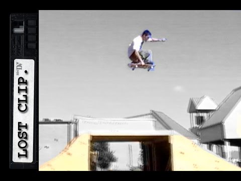 Tim O'Connor Lost & Found Skateboarding Clip #113