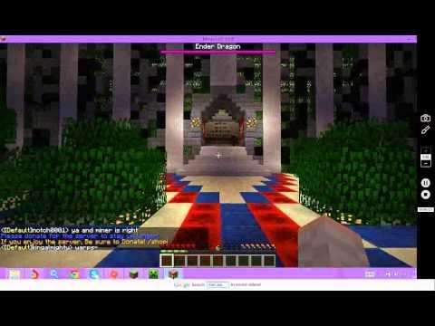 Minecraft I Cracked I 1 6 4 I server