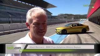 BMW M4 Coupe 2014 Test Sürüşü